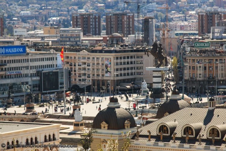 things to do and things to see in skopje north macedonia