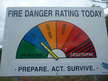 fuoco in australia