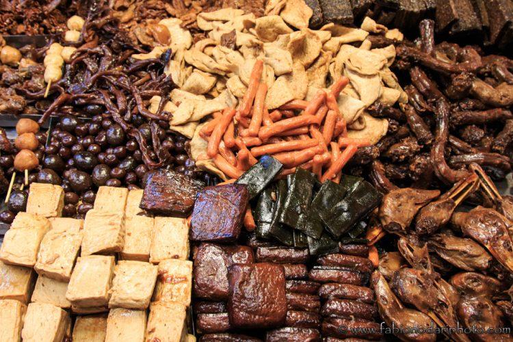 street food a taiwan