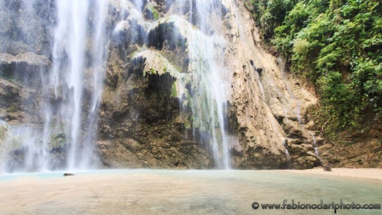 waterfalls in oslob
