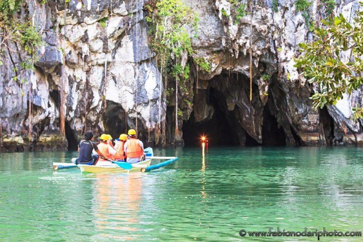 underground river nelle filippine
