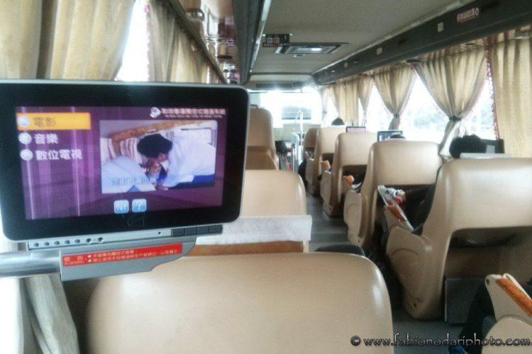 first class bus taiwan