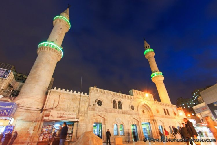 moschea ad amman
