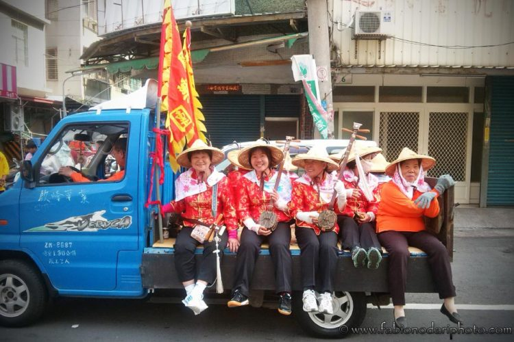 persone a taiwan