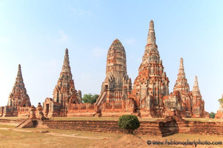 templi ad ayutthaya