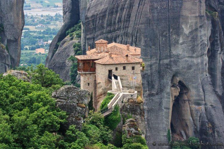altri monasteri a Meteora in greece