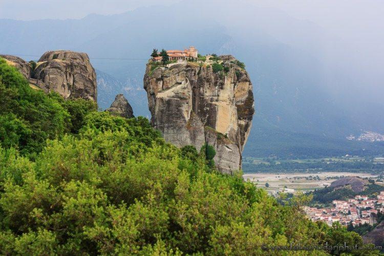 monasteri a meteora in grecia