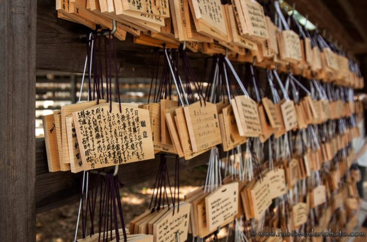EMA japanese prayer plaques