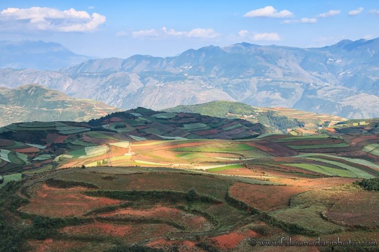 dongchuan in china