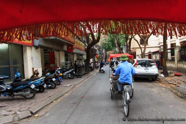 hanoi rickshow