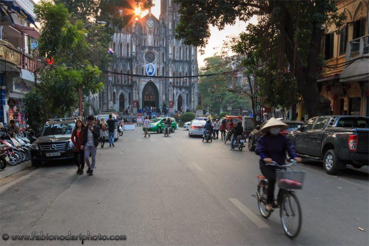 cattedrale saint joseph ad hanoi