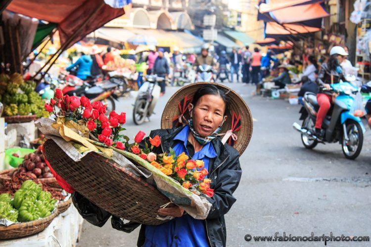 donna ad Hanoi