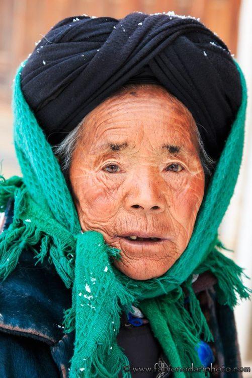 Yunnan Chinese Woman