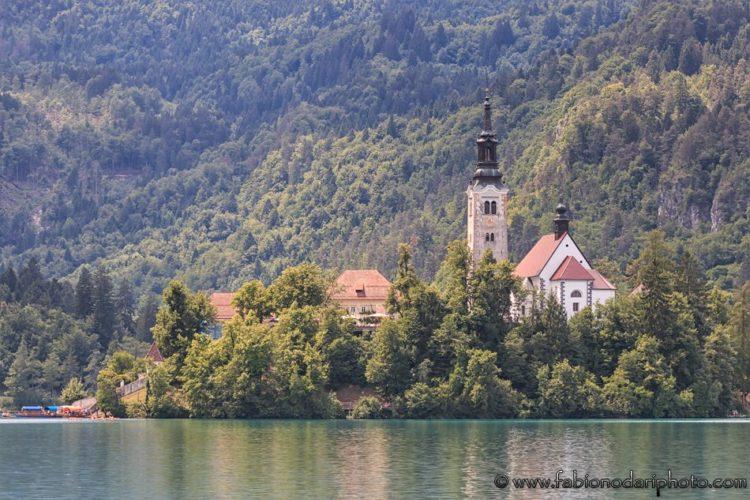 itinerario slovenia