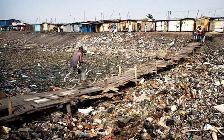 Onitsha most polluted city in the world