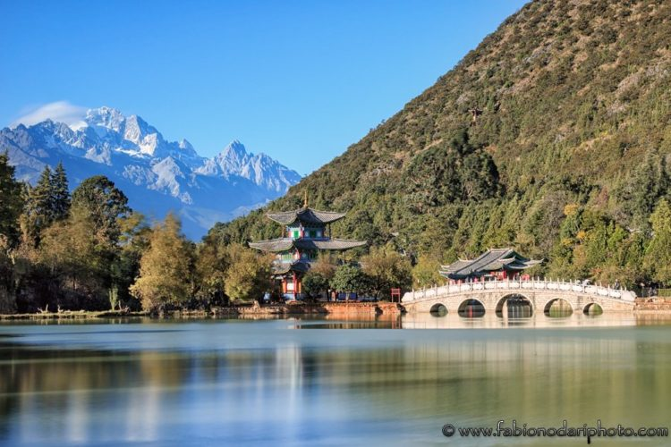 lijiang black dragon pond