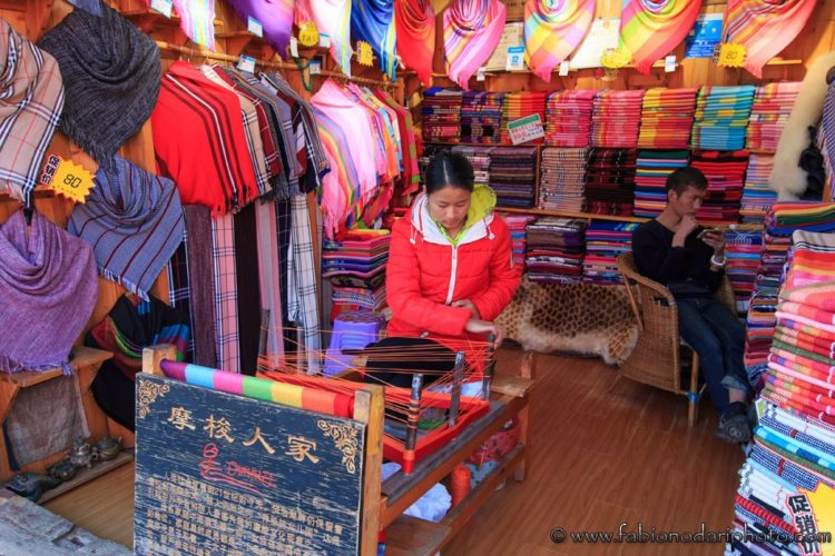 donna mosuo a lijiang