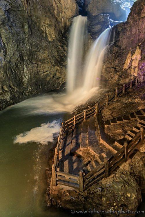 caverne JiuXiang