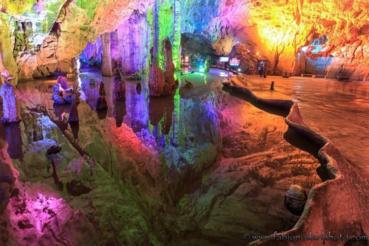 dove sono le caverne più belle della cina