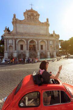 come visitare roma spendendo poco