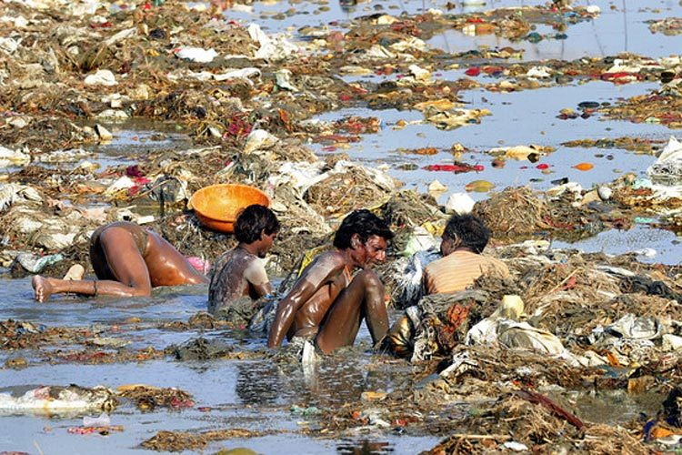 Allahabad pollution