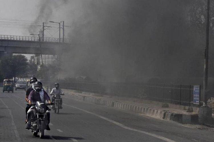 pollution in gwalior