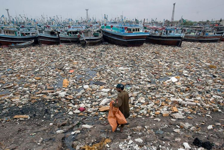 pollution in peshawar