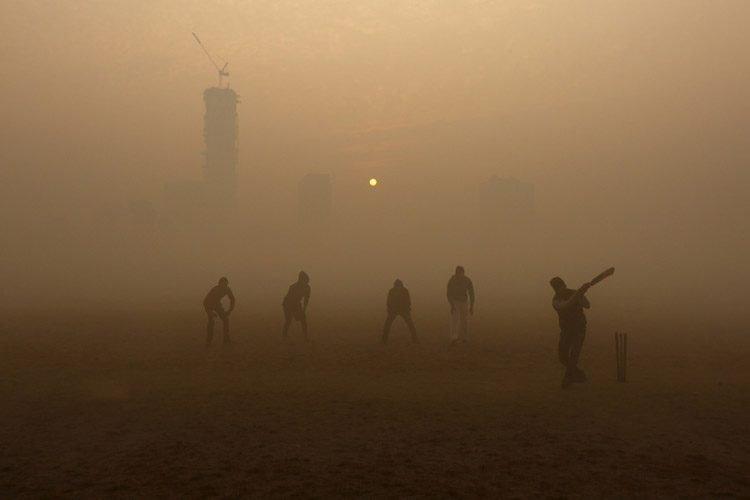 zabol pollution iran