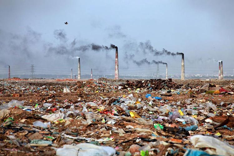 pollution in accra