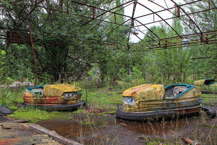 pollution chernobyl