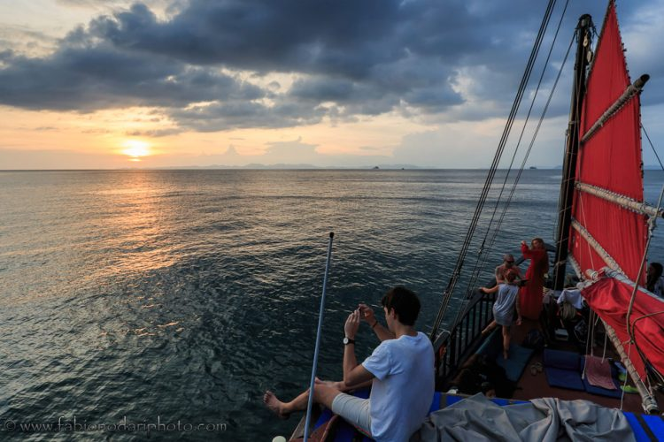 krabi sunset cruises opinioni