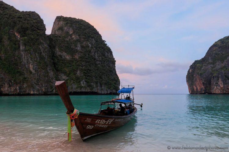 migliore periodo per visitare phi phi island in thailandia