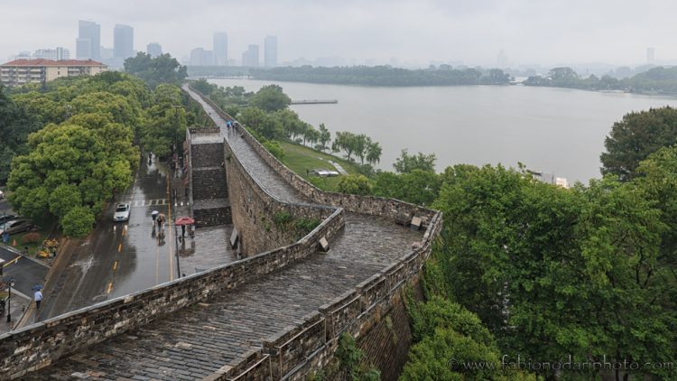 nanjing walls