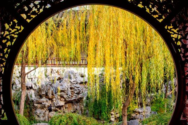 zhan garden nanjing