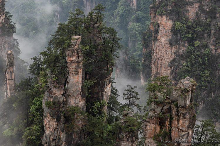 zhangjiajie guida di viaggio