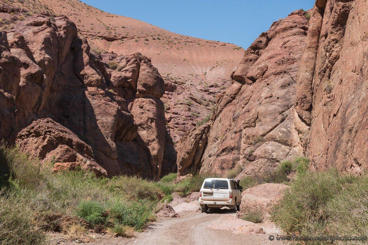 bestamak charyn canyon