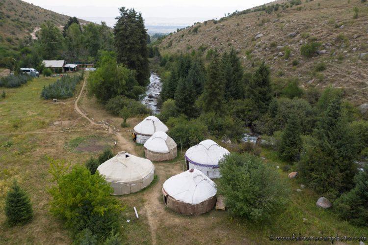 yurt camp kyrgyzstan