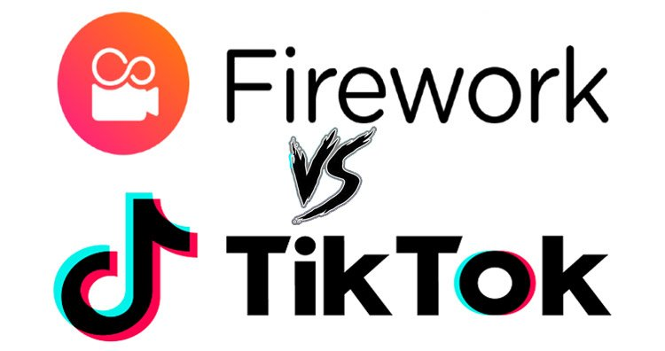 tiktok vs firework