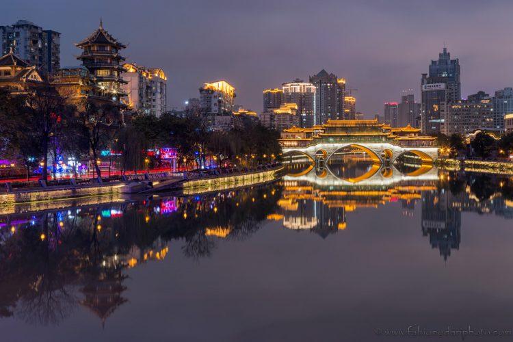 ponte anshun a chengdu