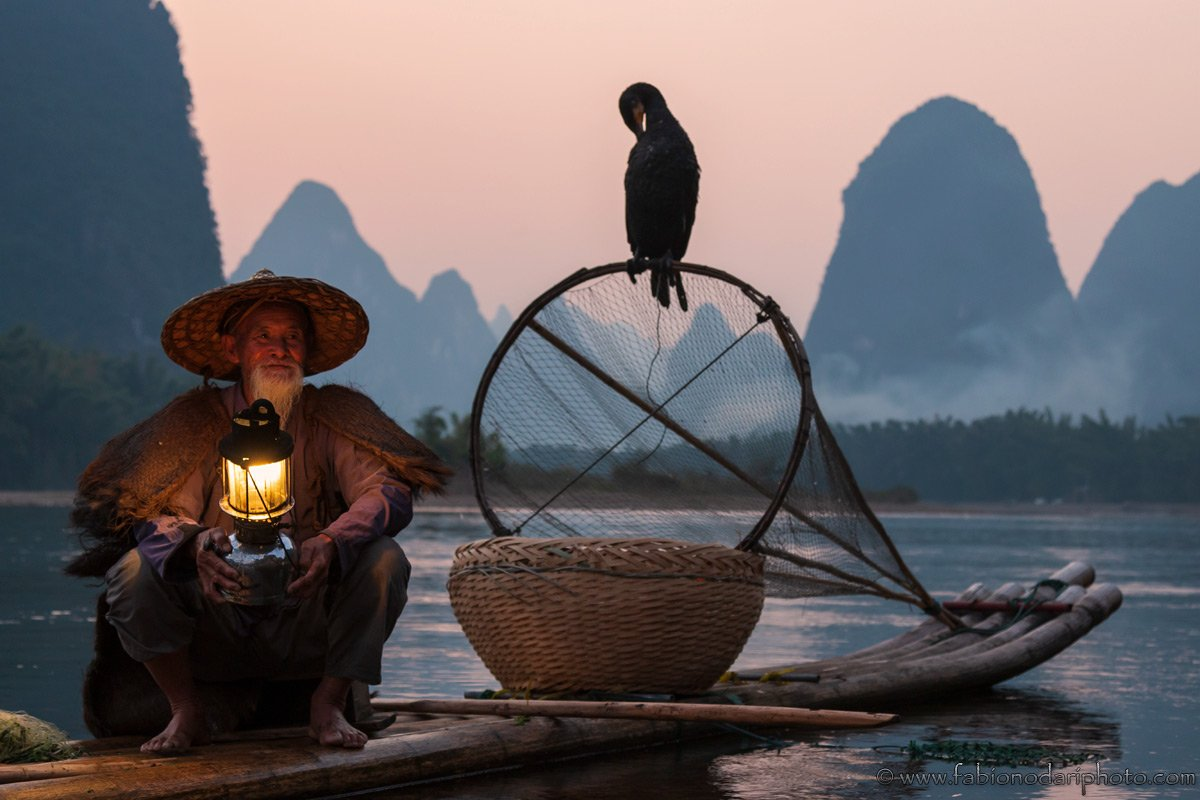 fisherman xingping