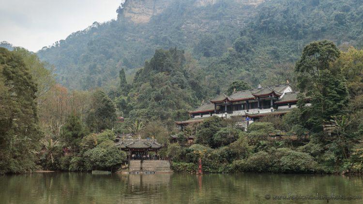 Qingcheng vicino a chengdu