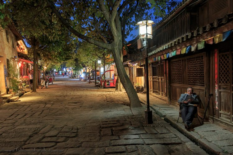 città vecchia di shaxi