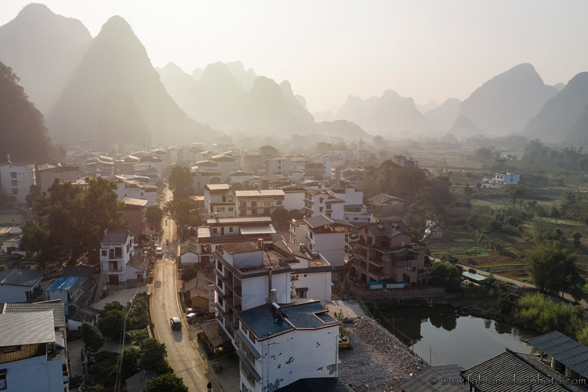 sunrise village yangshuo