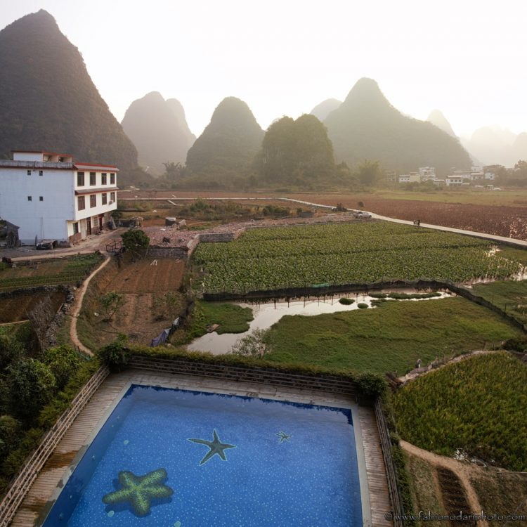 where to stay in yangshuo