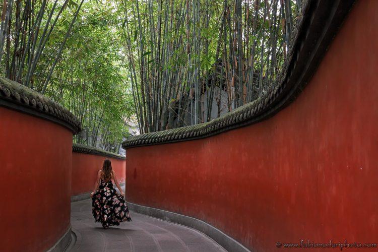 Wuhou Shrine a chengdu