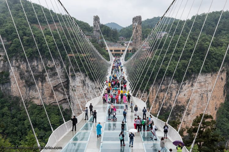 glassbridge zhangjiajie