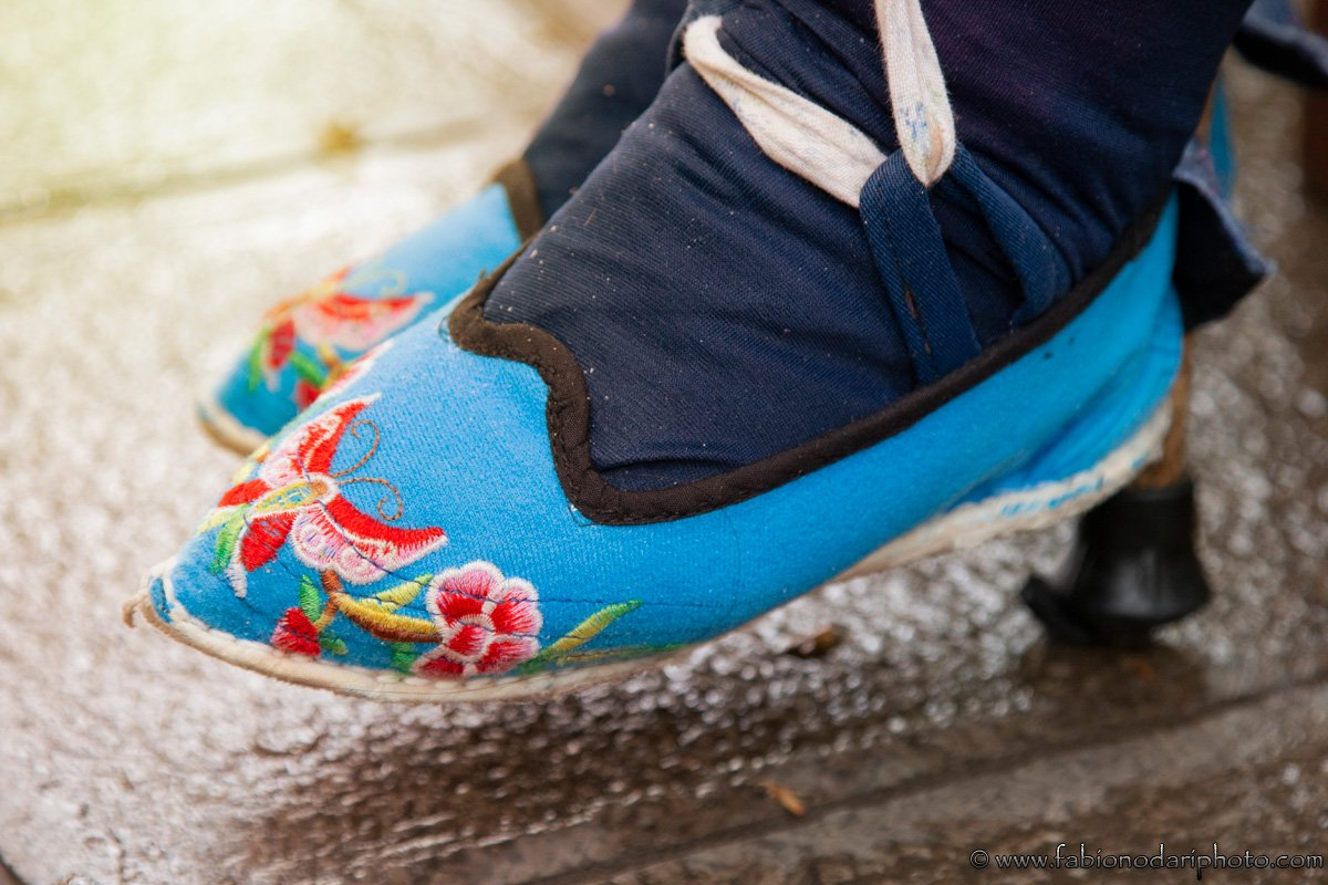 lotus feet china