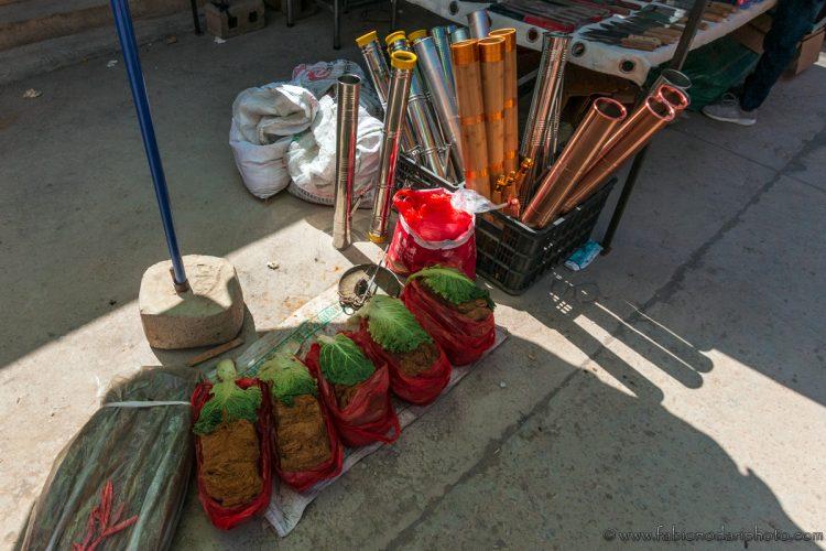 Tobacco in Yiliang Yunnan