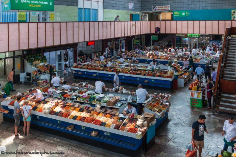 green market almaty