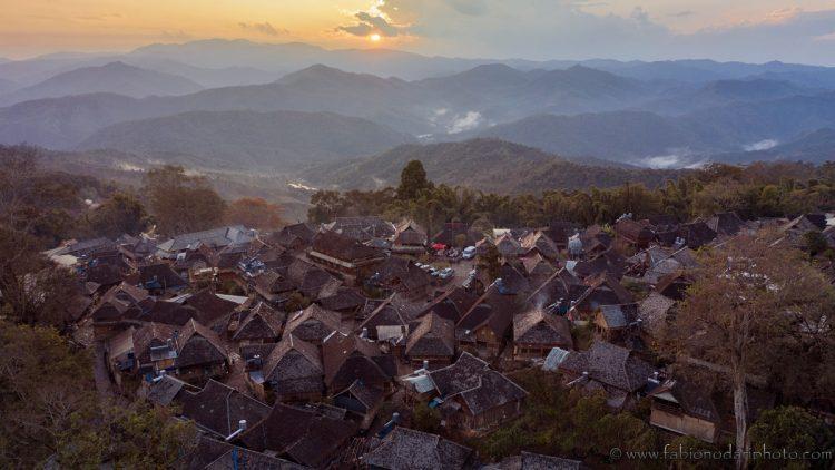 wengji village lancang yunnan